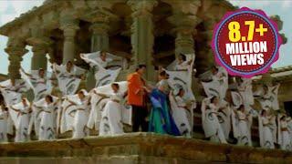 getlinkyoutube.com-Suryavamsham Songs - Kila Kila Navve -  Venkatesh, Meena - HD