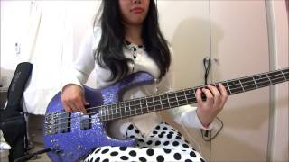 getlinkyoutube.com-Tower of Power - credit bass cover by Juna