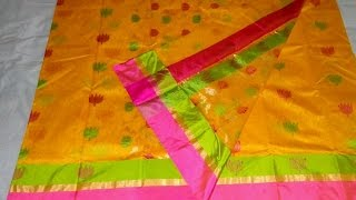 getlinkyoutube.com-latest chanderi sarees