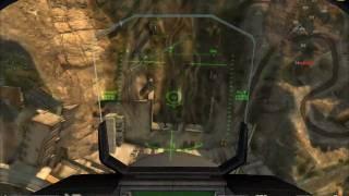 BattleField 2 F15 Stunt Flying Kubra Dam 720p