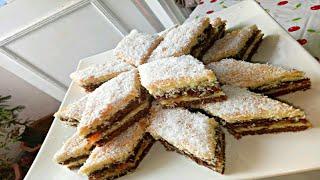 getlinkyoutube.com-حلويات مغربية + حلوة الطبقات اقتصادية و سهلة +مطبخي