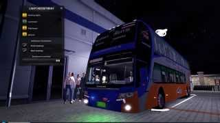 getlinkyoutube.com-Thailand Eurotruck Simulator 2 ModBus บขส. เกรียน..! แดนซ์กระจาย