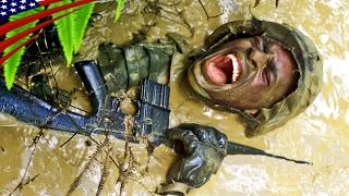 getlinkyoutube.com-米海兵隊の過酷なジャングル戦闘訓練 (沖縄・北部訓練場・ジャングル戦闘訓練センター)