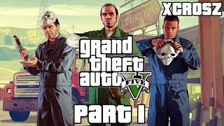 getlinkyoutube.com-Xcrosz - Grand Theft Auto V [PS4] #1 | สนับสนุนโดย dks.in.th