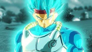 getlinkyoutube.com-BARDOCK VEGETA FUSION - Dragon Ball Xenoverse 2 Mods | Pungence