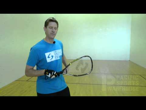 How to Hit a Pinch-Shot in Racquetball