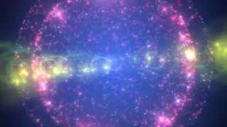 getlinkyoutube.com-4K Sparkling Shpere Rotation Background Animation
