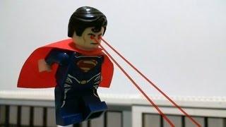 getlinkyoutube.com-LEGO : SUPERMAN - MAN OF STEEL