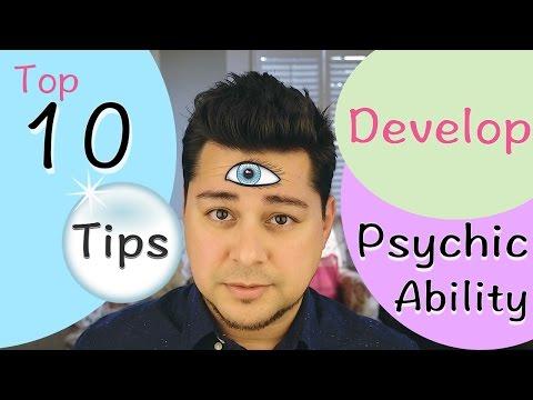 Episode 2 - Top Ten Tips to Develop Psychic Abilities.