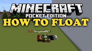 getlinkyoutube.com-✔ How to Float - Minecraft PE