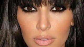 getlinkyoutube.com-Maquillaje sencillo para MORENAS