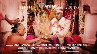 getlinkyoutube.com-Eelam tamil wedding Reuban & Sujiva