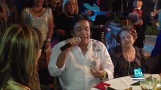 Homenaje a Juan Gabriel en D'latinos