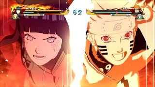 getlinkyoutube.com-Naruto Ultimate Ninja Storm Revolution - Bijuu Naruto x Hinata Combined Ultimate Jutsu Gameplay