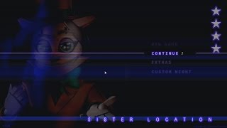 getlinkyoutube.com-Scribble Netty In Sister Location Easter Egg