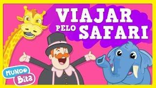 getlinkyoutube.com-Mundo Bita - Viajar pelo Safari [ clipe infantil ]