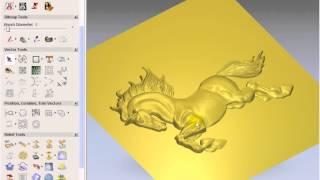 getlinkyoutube.com-Hướng dẫn mang hình BMP vào Artcam