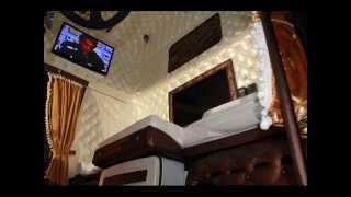 getlinkyoutube.com-Scania R730 Black Amber Tuning By Team Marra-Exterior and Interior(Part 3)