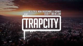 getlinkyoutube.com-Zedd - Beautiful Now (ft. Jon Bellion) (Marshmello Remix)