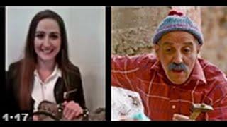 getlinkyoutube.com-أقوى رد للفتاة ا التي تغني عطيني صاكي -زينة الداودية 3tini saki