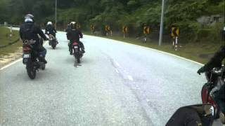getlinkyoutube.com-Belang 150R: from Uphill to Downhill -Bukit Tinggi