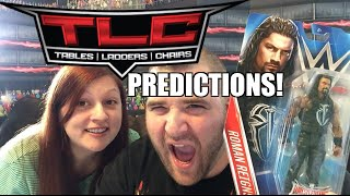 getlinkyoutube.com-WWE TLC: Tables Ladders & Chairs PPV Predictions Full Card Match Preview! December 13 2015