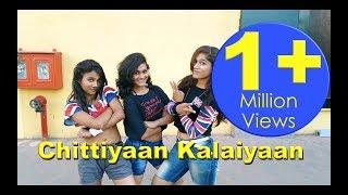 getlinkyoutube.com-Chittiyaan Kalaiyaan - Blue Apple Dance Academy - Choreographed By Sunil Vishwakarma