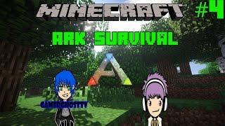 getlinkyoutube.com-Minecraft Mod ARK Survival Craft Part 4 ทำประตู nether [โกสคุง]