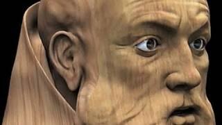 getlinkyoutube.com-Making a Spanish Polychrome Sculpture