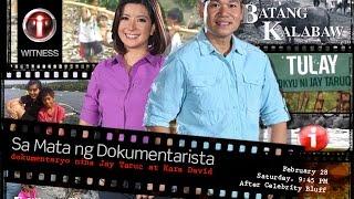 I-Witness: 'Sa Mata ng Dokumentarista,' dokumentaryo nina Kara David at Jay Taruc (full episode)