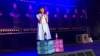 getlinkyoutube.com-Olivier Awards at Covent Garden 2016 - Matilda - Anna Louise