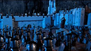 getlinkyoutube.com-LEGO The Battle of Helm's Deep