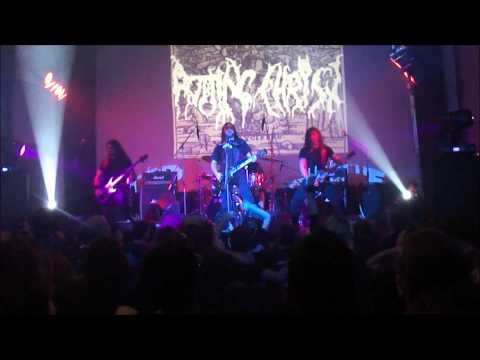 Rotting Christ - Forest of N'Gai - live - Cine Studio - Irakleio - Crete -19-5-2013