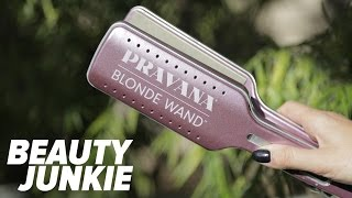 The Blonde Wand Review | Beauty Junkie