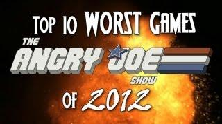 getlinkyoutube.com-Top 10 WORST Games of 2012!