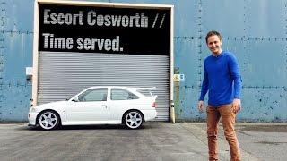getlinkyoutube.com-Ford Escort Cosworth Classic Car Review - Paul Woodford