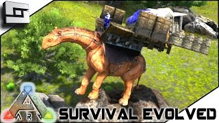 getlinkyoutube.com-ARK: Survival Evolved - PARACERATHERIUM BUILDABLE SADDLE! S2E20 ( Gameplay )