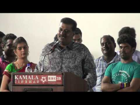 Shanmugam Ramasamy at Gnana Kirukkan Audio Launch