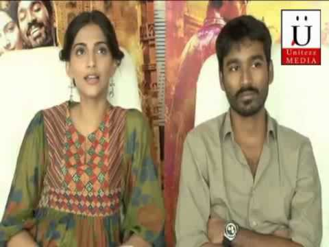 Dhanush And Sonam Kapoor On Success Of Ranjhana