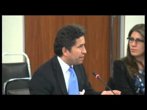 Audiencia: Impunidad por graves violaciones de derechos humanos en las Américas