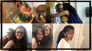 getlinkyoutube.com-Birthday Vlog! | Disha Gangar