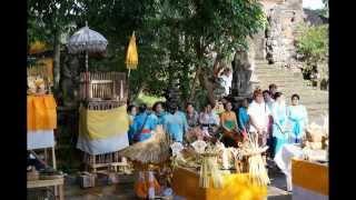 getlinkyoutube.com-CREMATION CEREMONY Ubud, Bali Docu Palebon Royal Ceremony
