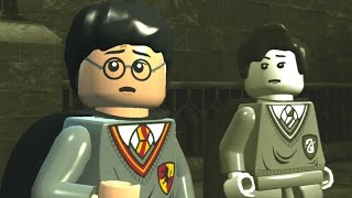 getlinkyoutube.com-LEGO Harry Potter Years 1-4 - 100% Guide #10 Tom Riddle's Diary (House Crests, Character Tokens)