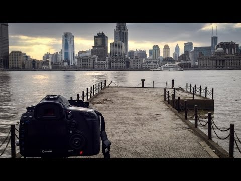 Vlog #9 - Long Exposure Bucket List in Shanghai - Feb.4.2014