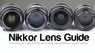 getlinkyoutube.com-Nikkor Lens Guide