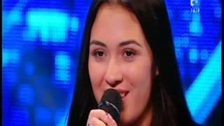 getlinkyoutube.com-Fire rebelă şi talent cât cuprinde. La doar 14 ani, Letiţia Andreea a lăsat juriul mască