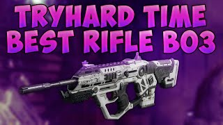 BO3 TRYHARD TIME w/ XR2! - The Best BO3 Rifle
