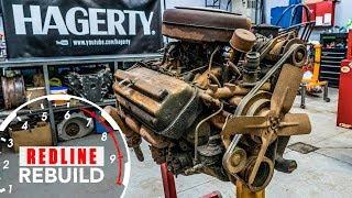 Chrysler Hemi FirePower Engine Rebuild Time Lapse