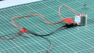 getlinkyoutube.com-المحرك الكهربائي والمولد الكهربائي | الحث الكهرومغناطيسي | فيزياء ثالثة ثانوي