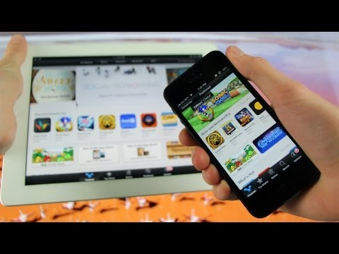 iOS 6.1.2, 6.1.3 How To Get Paid Apps For Free Without Jailbreak 6.1.2 iPhone, iPad & iPod touch